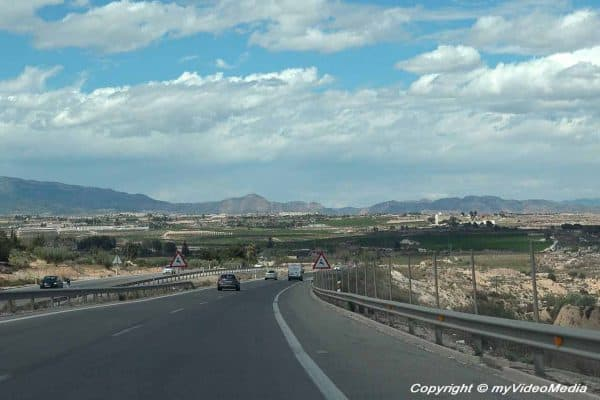 View of Murcia