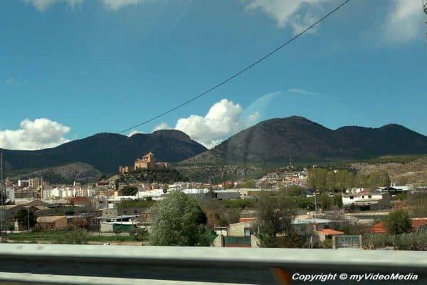 Murcia nach Caravaca de la Cruz