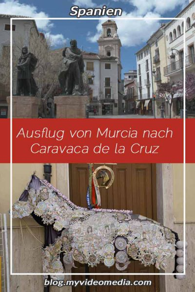 Murcia to Caravaca de la Cruz