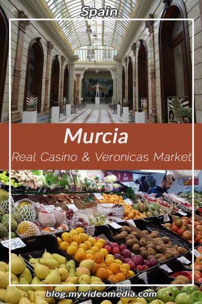 Real Casino and Veronicas Market