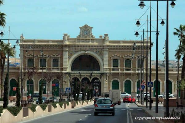 Main Station Cartagena