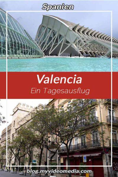 A day trip to Valencia
