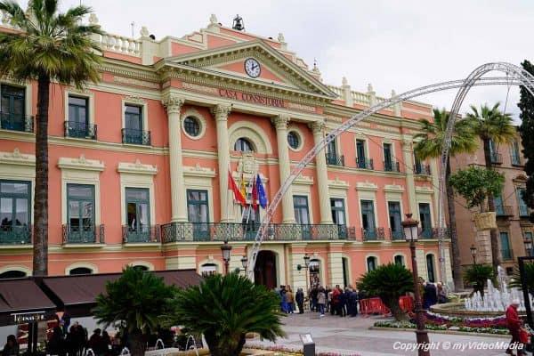City Hall Murcia