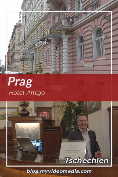 Hotel Amigo City Centre Prague