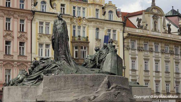 Hus Munument Prague