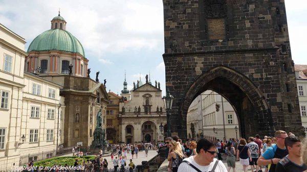 Prague on a Sunday