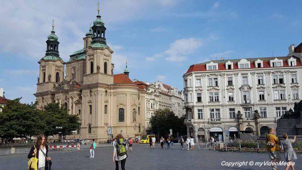St Nicholas Church Prague