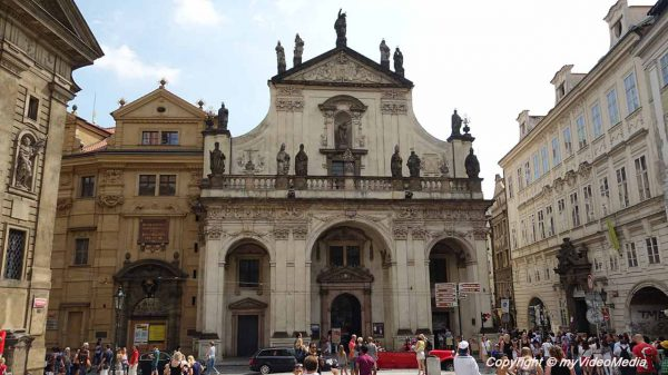 St Salvator Church Prague