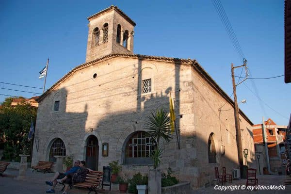 Kirche Agios Dimitrios Afytos
