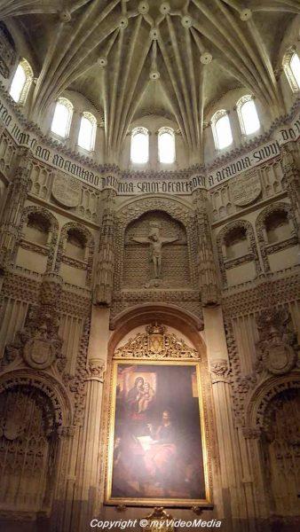 Kapelle de los Velez Murcia