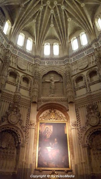 Chapel de los Velez Murcia