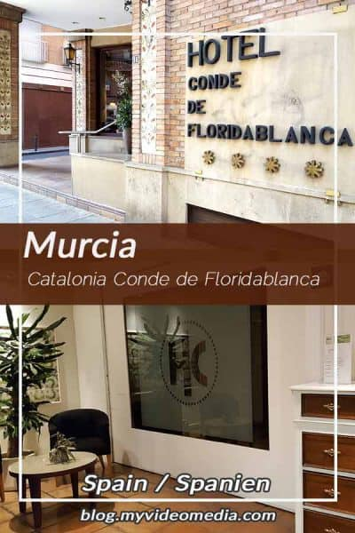 Hotel Conde De Floridablanca Murcia