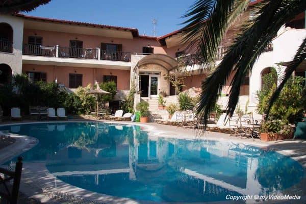 Hotel Stamos Afytos