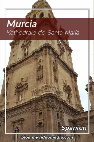 Cathedral of Murcia - Spain