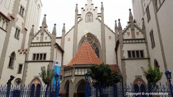 Maisel Synagoge Prag