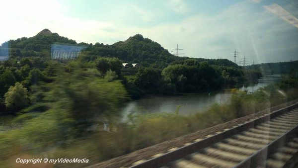 Along the Saar
