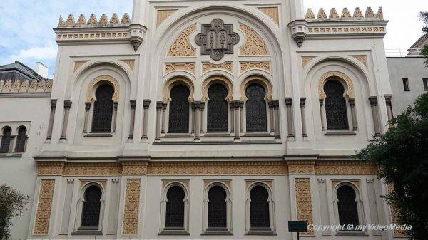 Spanische Synagoge Prague