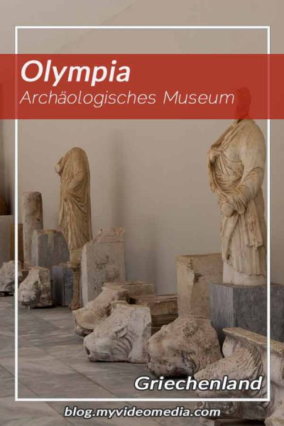 Archaeological Museum in Olympia