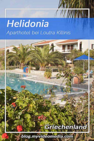 Helidonia Aparthotel Loutra Killinis