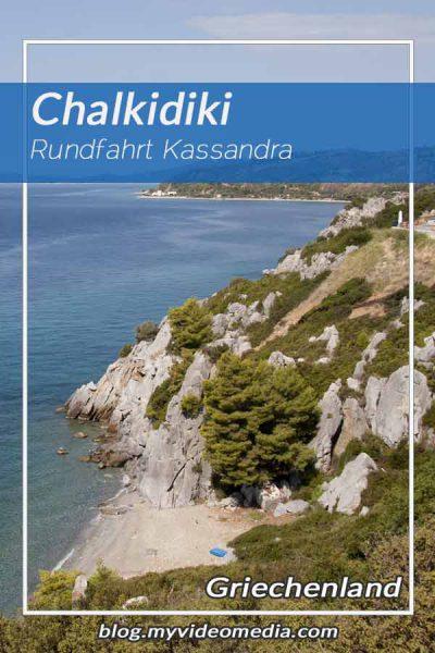 Rundfahrt über Halbinsel Kassandra