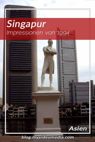 Singapur Impressionen von 1994