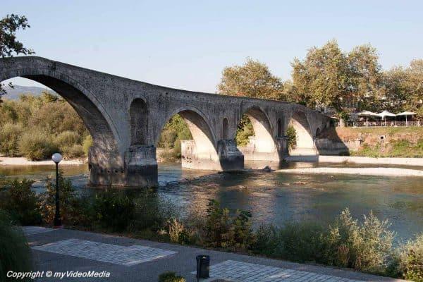 Stone Bridge Arta