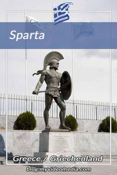 Kurzbesuch in Sparta