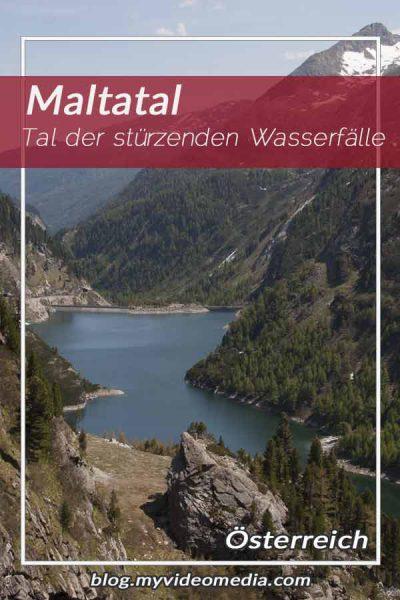 Maltatal in Kärnten