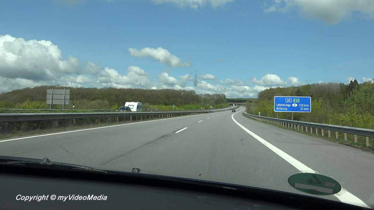 highway to belgium