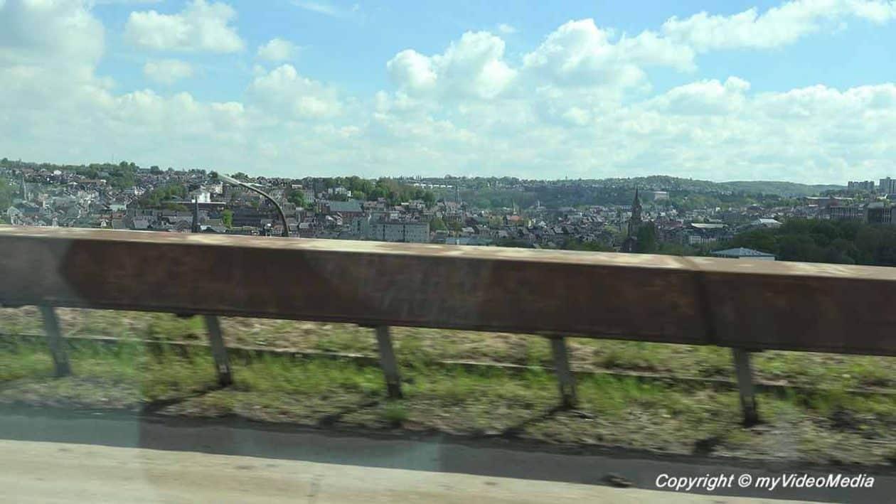 highway past Verviers