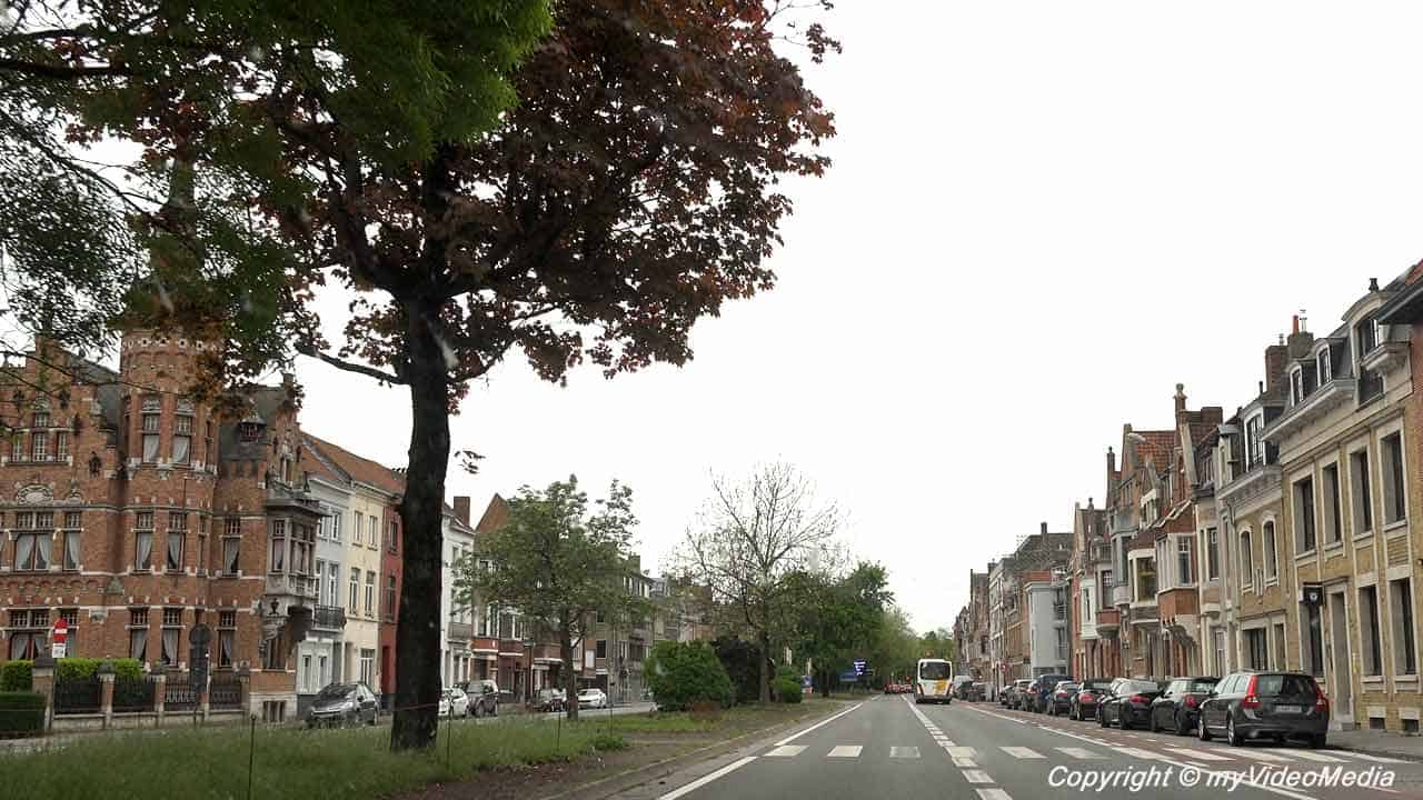 From Buges to Ghent