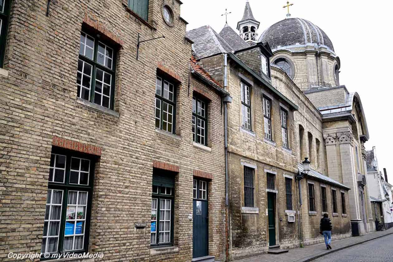English Convent in Bruges