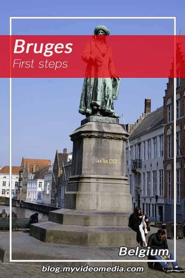 First steps in Bruges