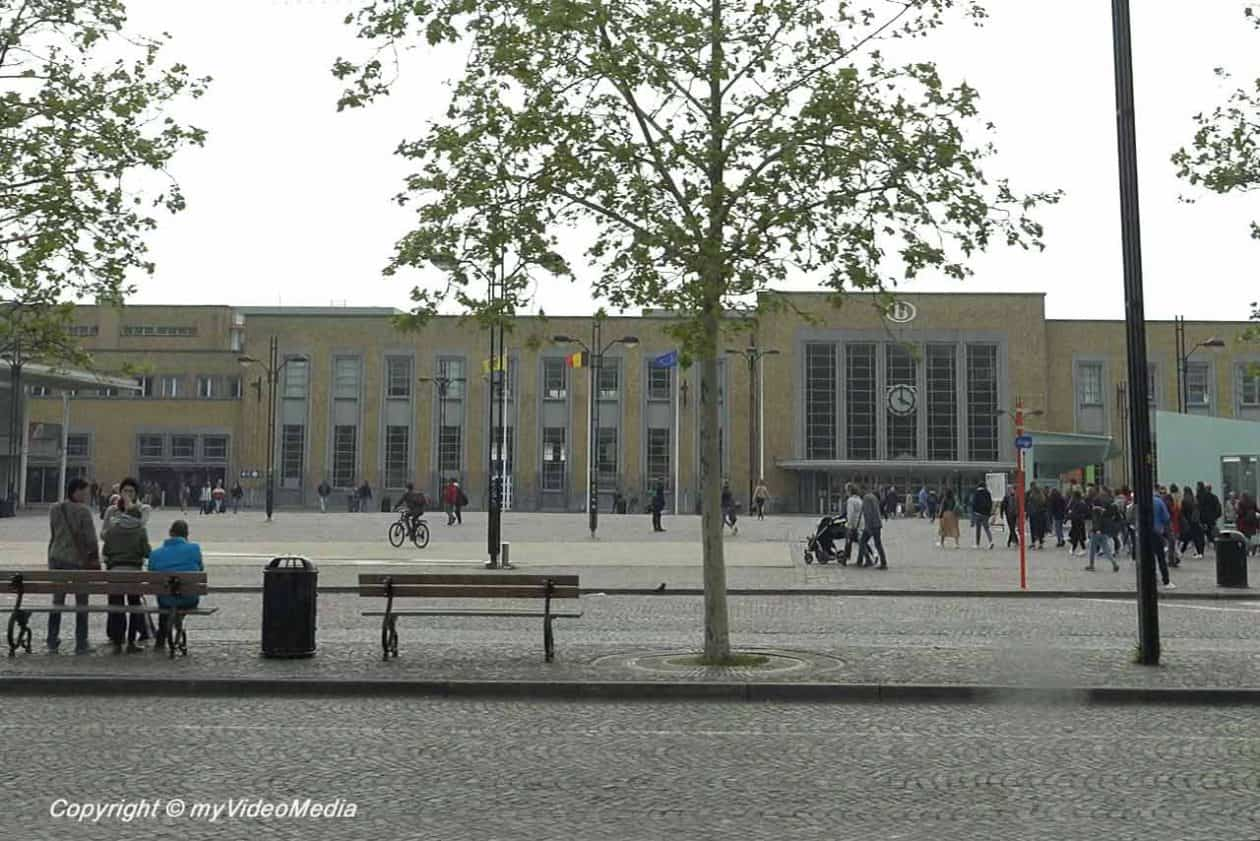 Hauptbahnhof Brügge