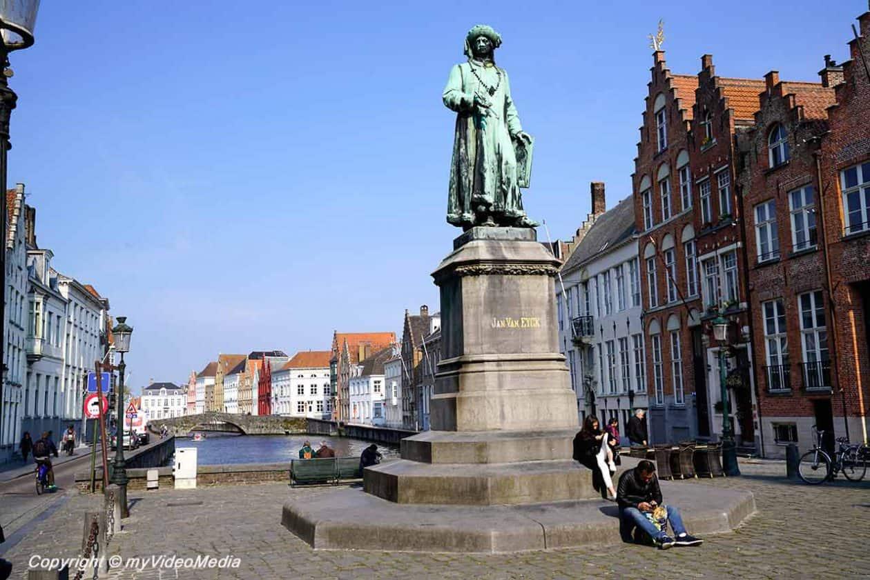 Jan van Eyck Platz