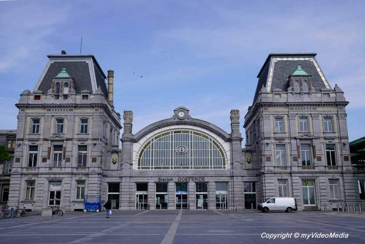 Hauptbahnhof Ostende
