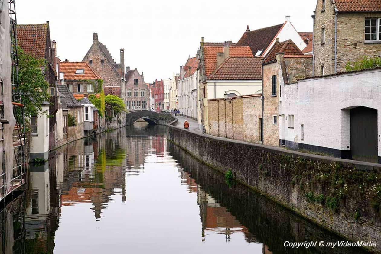 Speelmansrei Und Augustijnenrei Canal