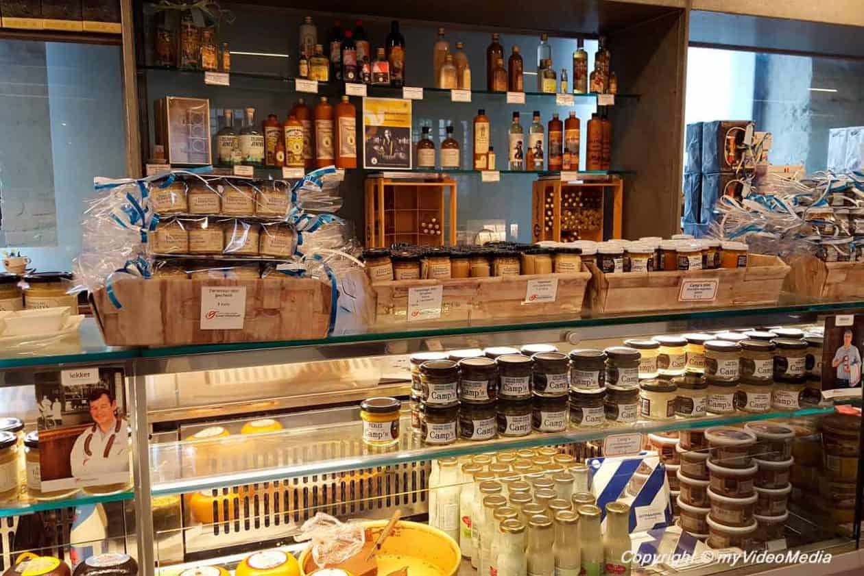Great Butchers' Hall - traditional products from East Flanders