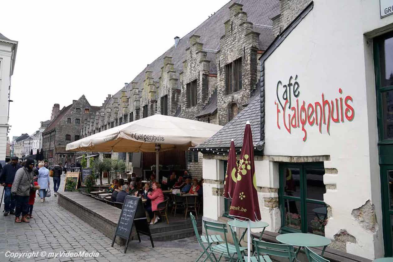 café 't Galgenhuisje