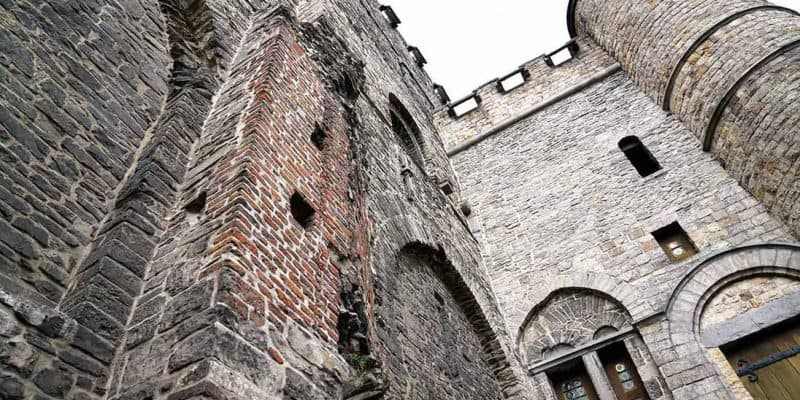 Visiting Gravensteen