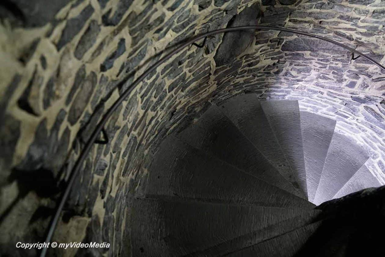 Staircase Gravensteen