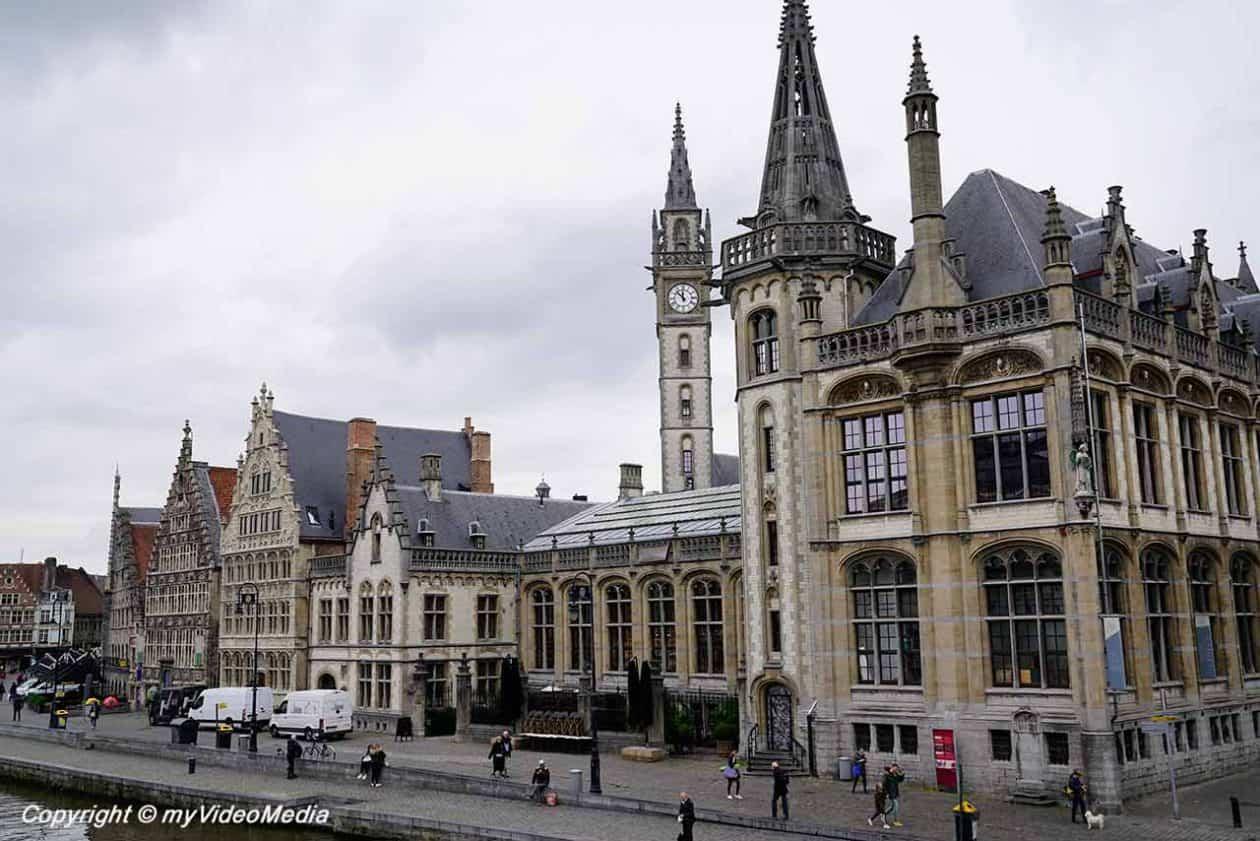 Hotel 1898 The Post and the Gildenhuis van de Vrije Schippers