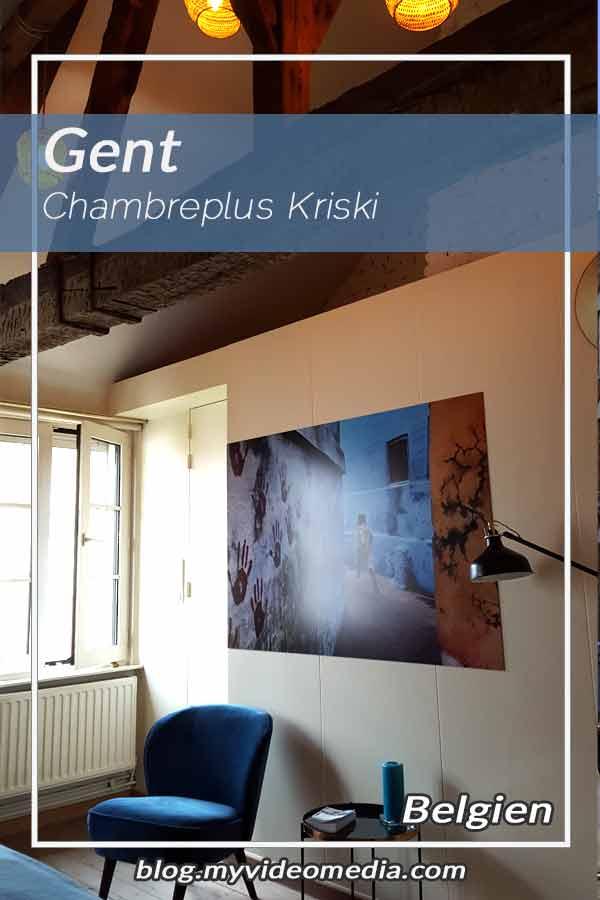 Pin Chambreplus Kriski in Gent