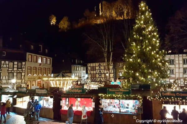 Christmas Market in Monschau