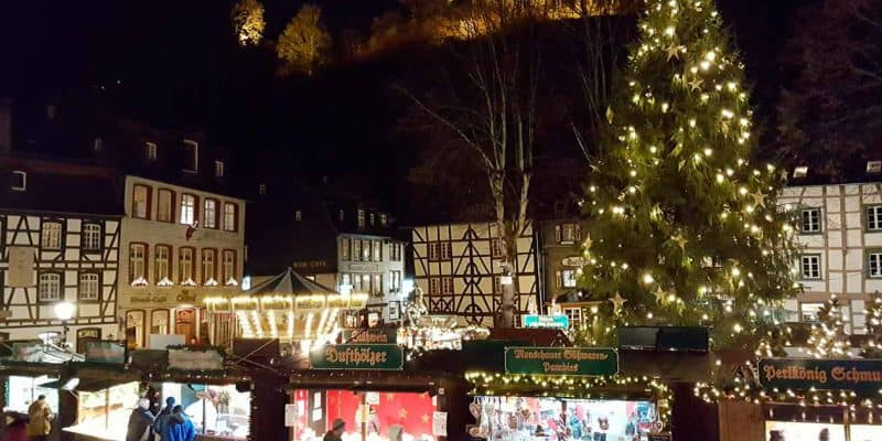 Christmas Market in Monschau
