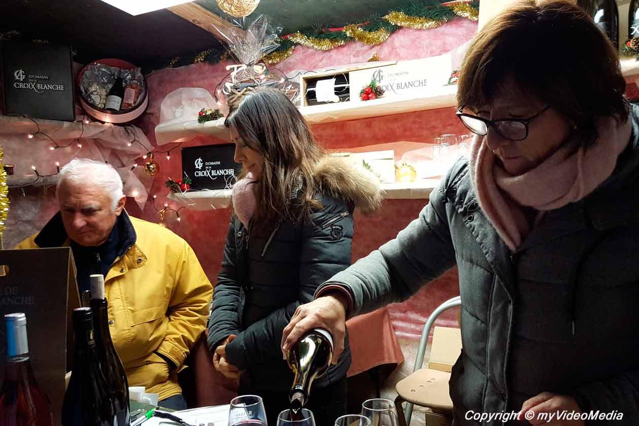 Wine Domaine de la Croix Blanche