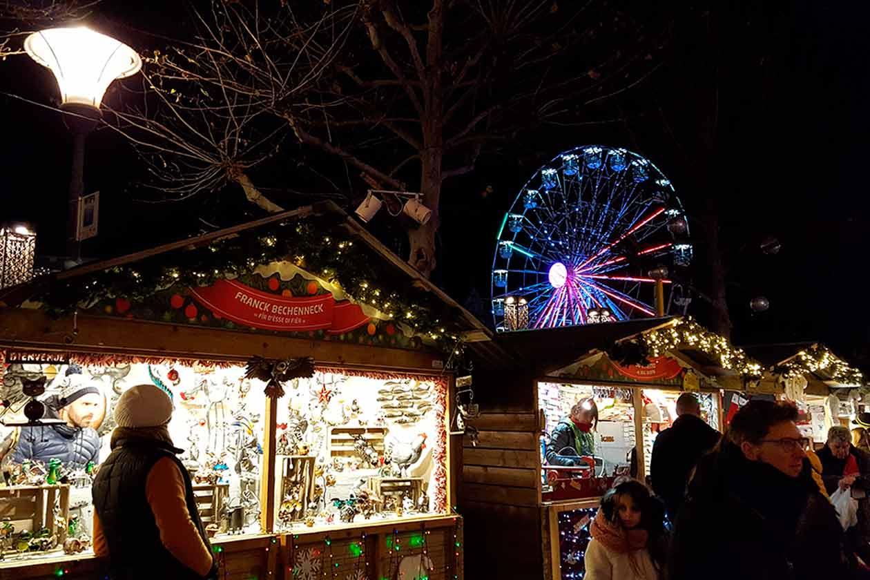 Weihnachtsmarkt Lüttich