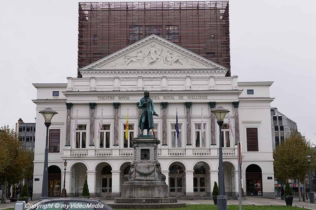 Opera House in Liège