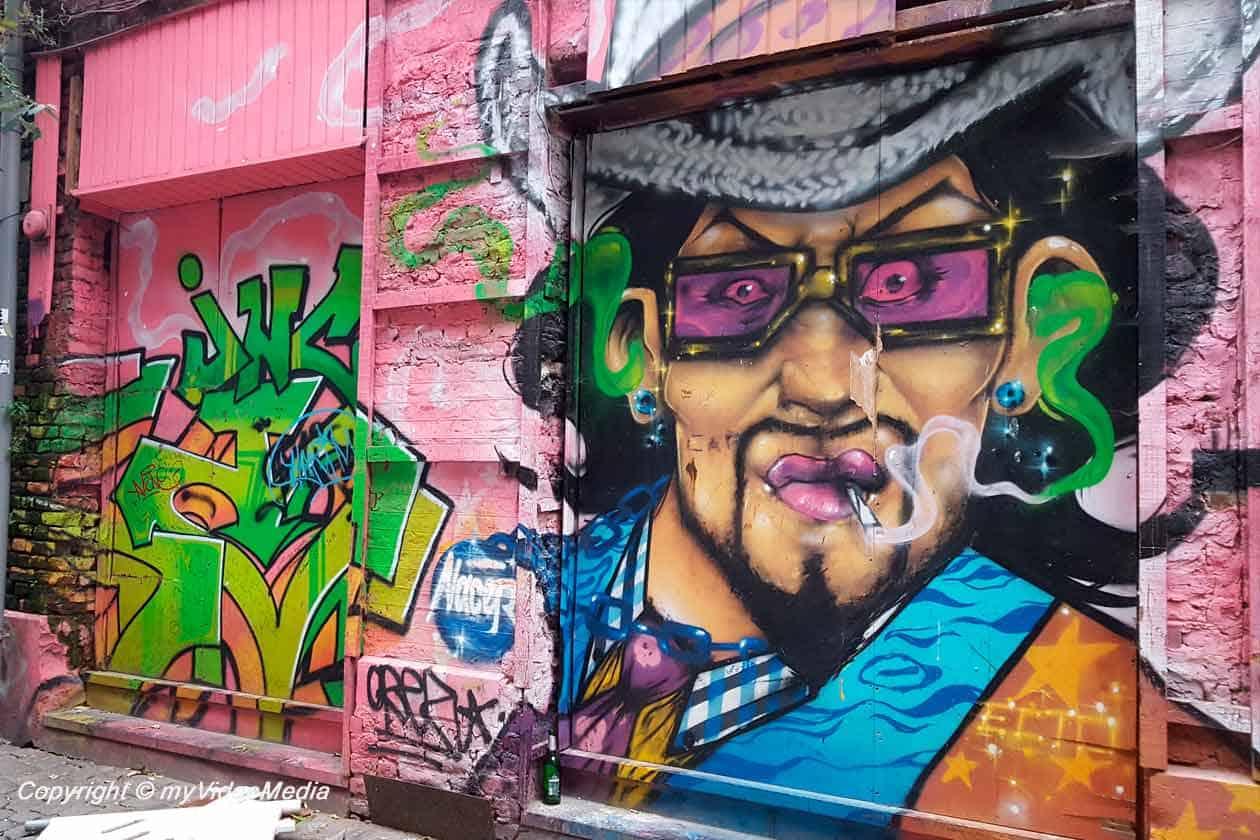 Street art Liege