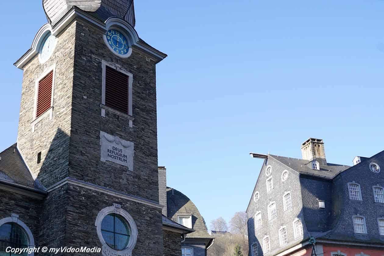 protestant church Monschau